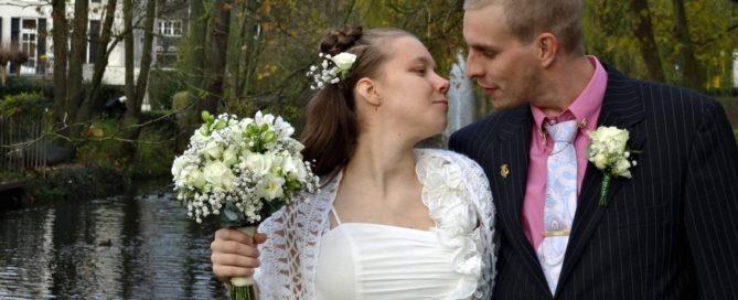 Winters_wit | bruidsboeket