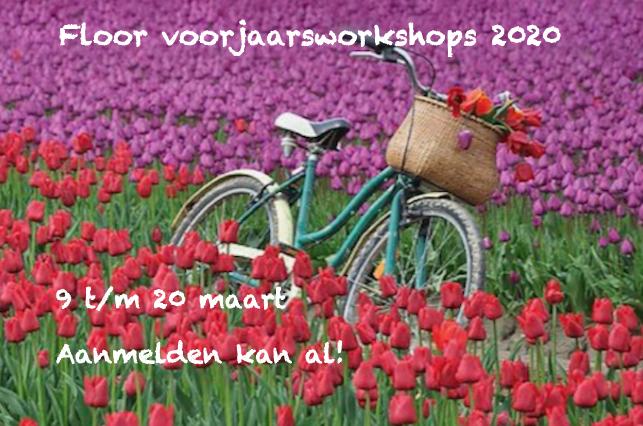 Voorjaarsworkshops 2020
